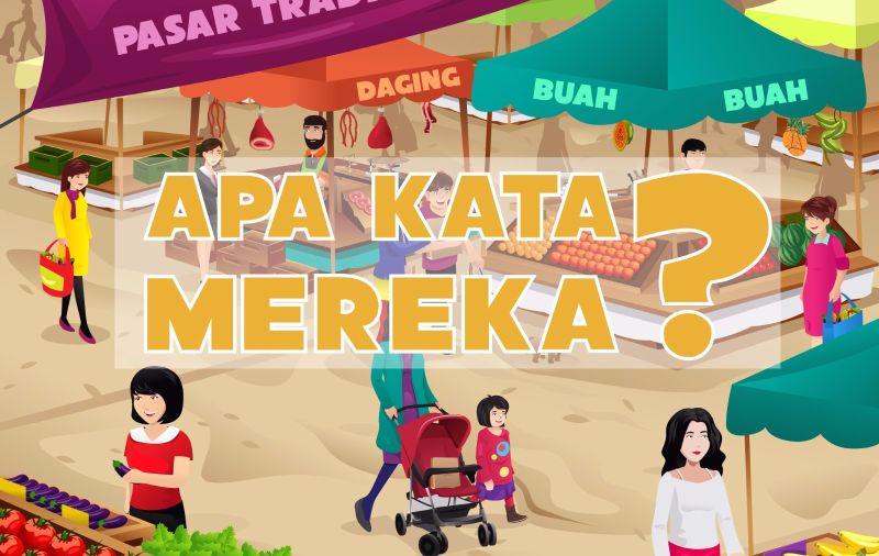 KATA MEREKA: Garis Pantai Indonesia Panjang tapi Impor Garam, Pantaskah?