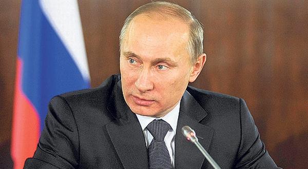 RAHASIA SUKSES: Mengusut Aliran Kekayaan Vladimir Putin, Orang Nomor 1 di Rusia