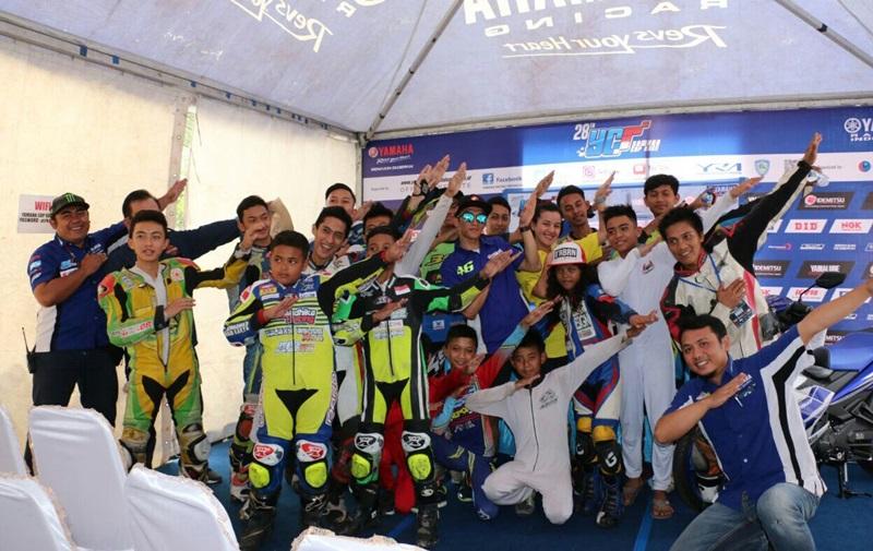 """Yamaha Cup Race 2017 Kebumen: Hadir Spesial 148 Starter, Coaching-Clinic oleh Jawara Asia """"Wahyu Aji"""""""