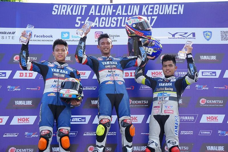 Yamaha Cup Race Kebumen