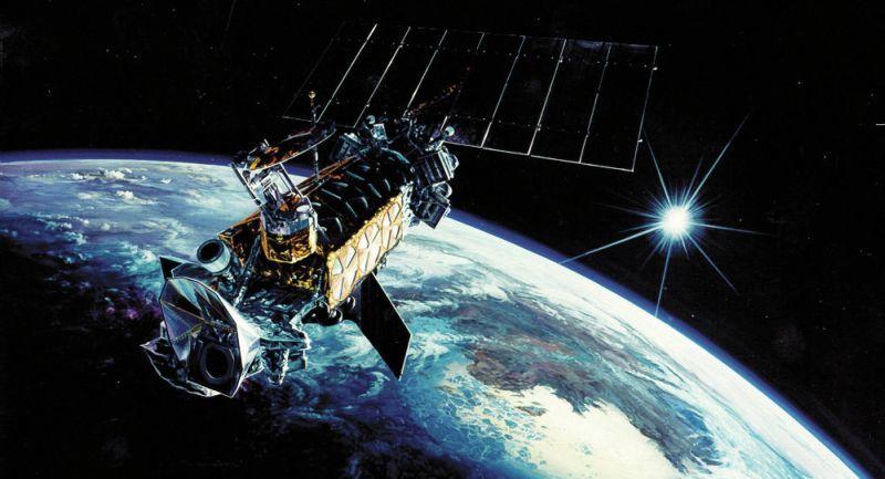 OKEZONE INNOVATION: Mengenal Satelit, Benda yang Banyak Mengelilingi Bumi di Angkasa