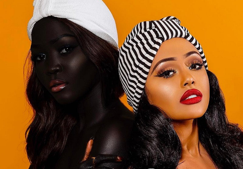 Berbeda dengan Khoudia yang sempat minder dengan kulit hitamnya