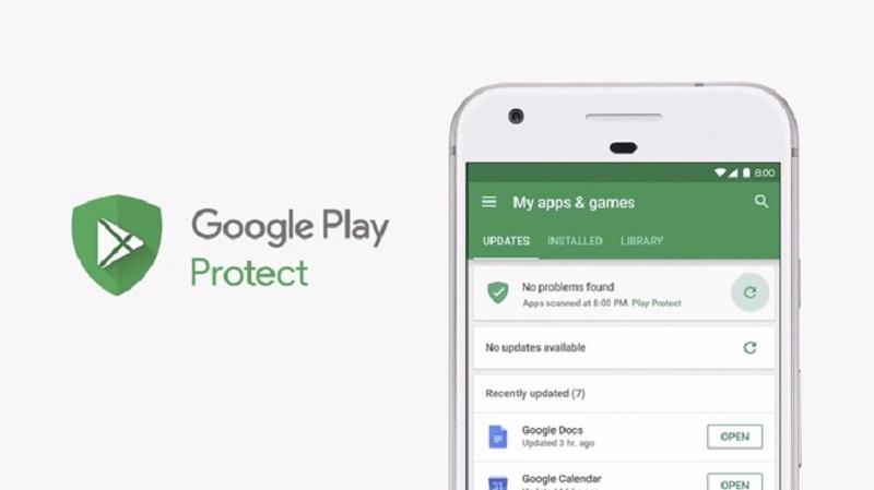 Makin Aman! Google Siapkan Play Protect