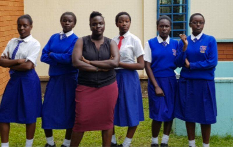 Keren! Remaja Kenya Ini Ciptakan Aplikasi untuk Keselamatan Wanita
