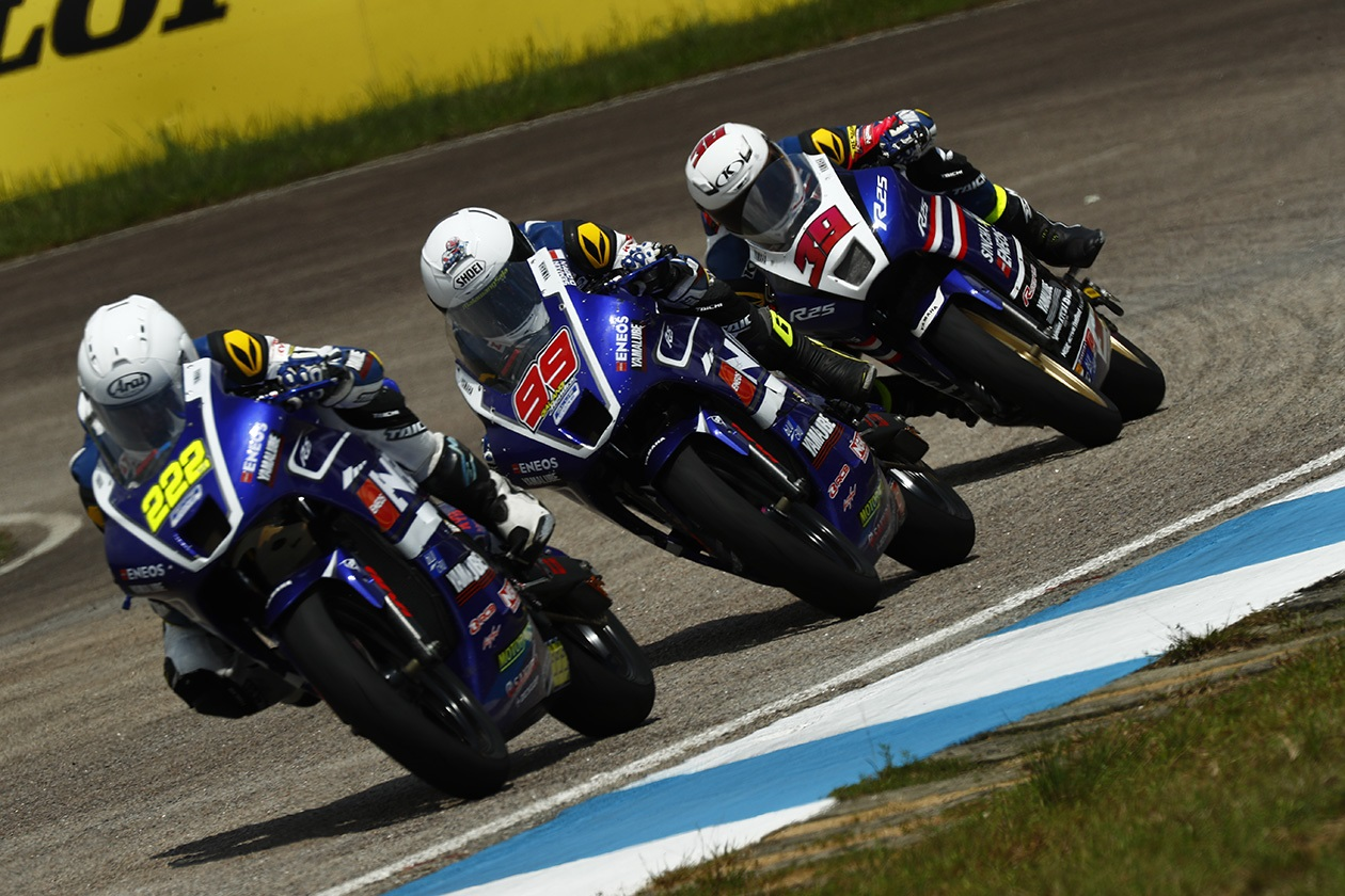 """Asia Road Racing Championship 2017 Sentul, Target """"Podium Juara"""" Yamaha Racing Indonesia di Tanah Air"""
