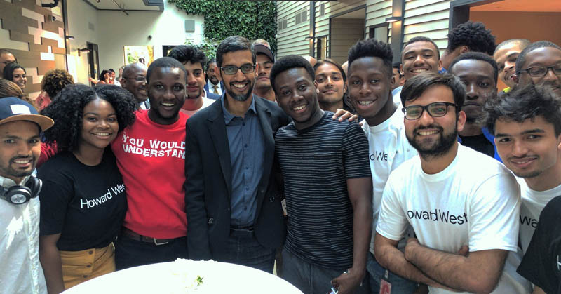 Cie... Di Tengah Kasus Gender, Bos Google 'Rayu' Programmer Perempuan