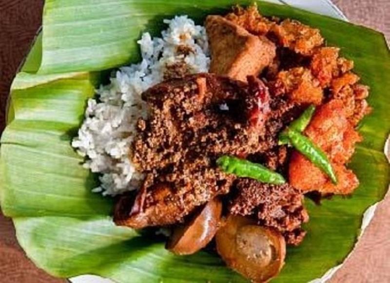Food Story Serba Serbi Gudeg Olahan Nangka Khas Yogyakarta Yang