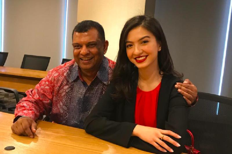 "BUSINESS SHOT: Raline Shah si ""Pemulus"" IPO AirAsia Indonesia"