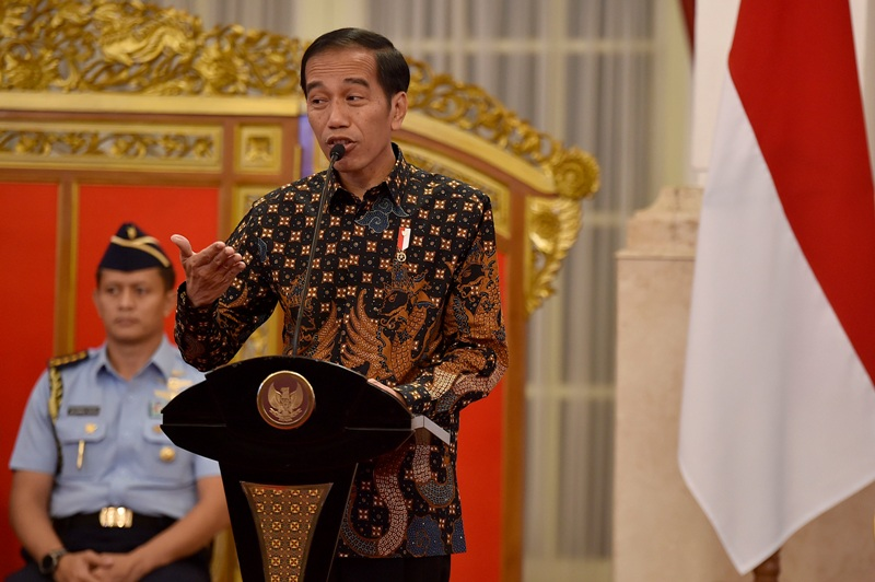 Presiden Joko Widodo (Foto: Antara)