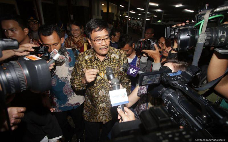 Gubernur DKI Jakarta Djarot Saiful Hidayat (Foto: Okezone)