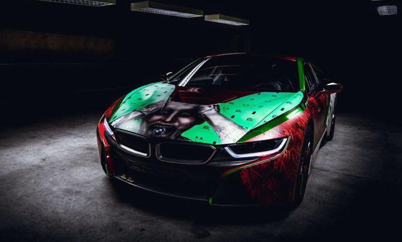 BMW i8 Joker (Carcoops)