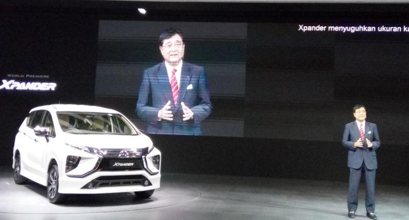 Dijual ke Negara ASEAN, Apa Perbedaan Mitsubishi Xpander Lokal & Ekspor?