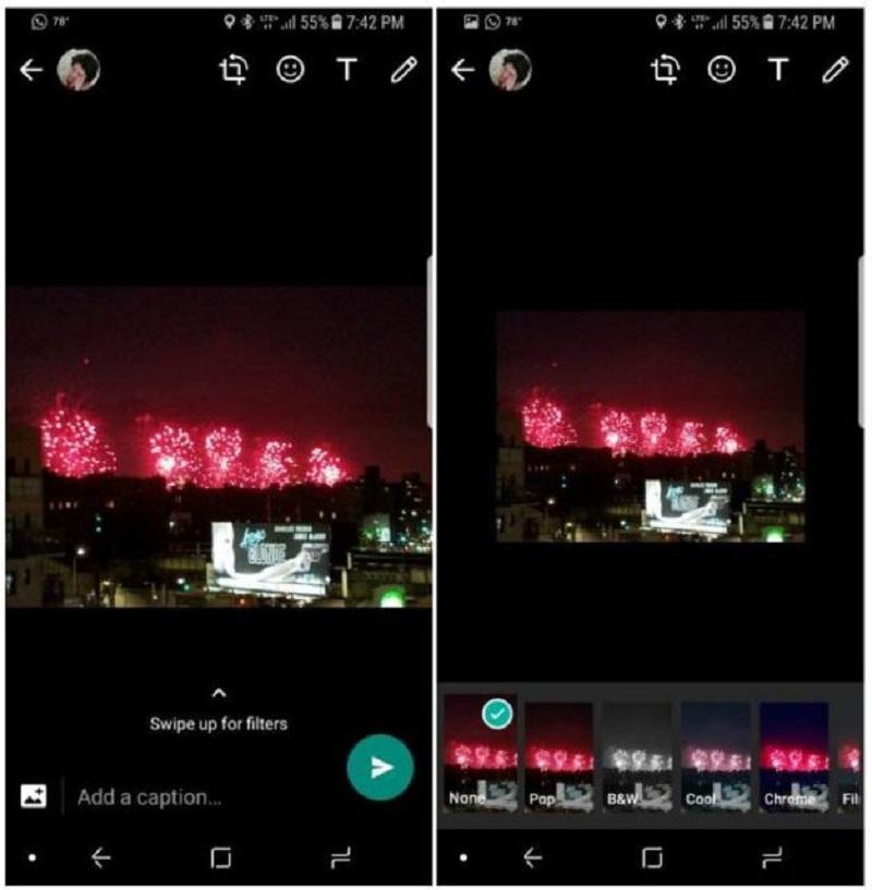 Asyik! WhatsApp Siapkan Fitur Filter di Aplikasinya
