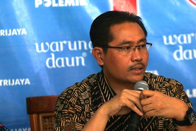 Kepala Biro Humas dan Informasi Kemenag, Mastuki HS (foto: M. Sabki/Okezone)