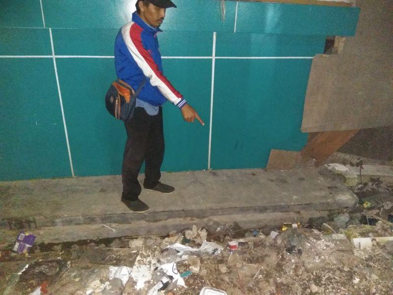 Astaga! Luput dari Pengawasan, Seorang Balita Jatuh dari Lantai 3 Sekolah di Tangsel