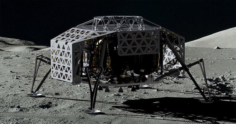 Asyik! Tahun 2018, Astronot Bisa Gunakan Smartphone di Bulan