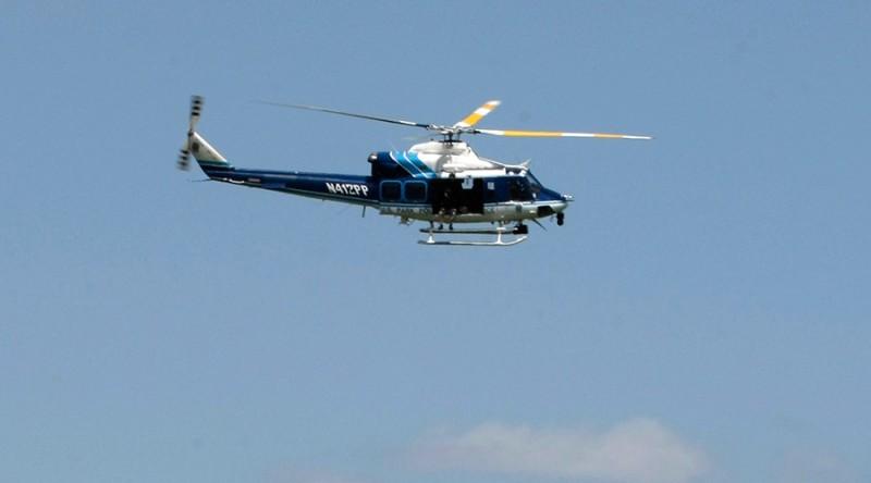 Astaga! Helikopter Polisi Jatuh Saat Awasi Demonstrasi Charlottesville, Dua Tewas