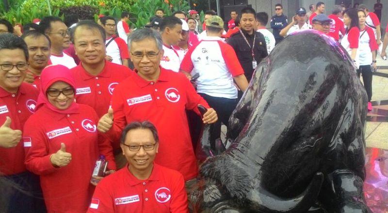 40 Tahun Pasar Modal, Hebat! Kapitalisasi Pasar di Indonesia Meningkat 200.000%