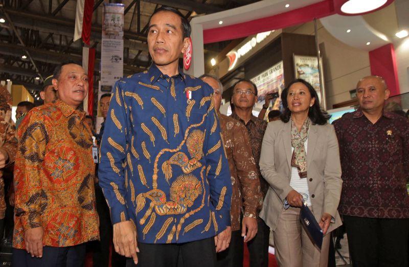 Presiden Jokowi (Dok. Antara)