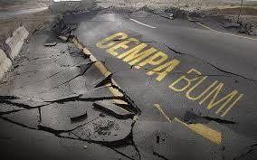 Gempa Bengkulu 6,6 SR Dirasakan di 7 Wilayah Sekitarnya