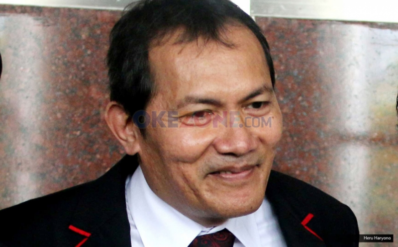 Wakil Ketua KPK Saut Situmorang (Foto: Okezone)