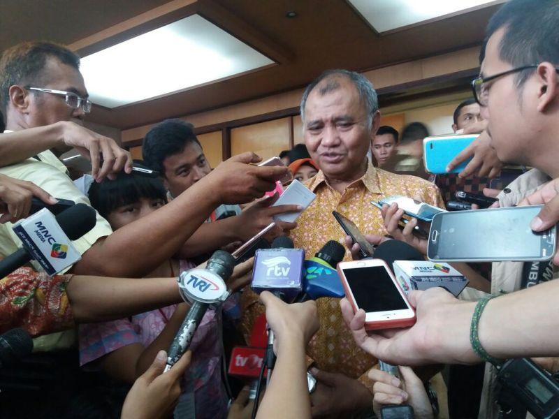 Ketua KPK Dampingi Novel saat Diperiksa Polisi Esok Hari