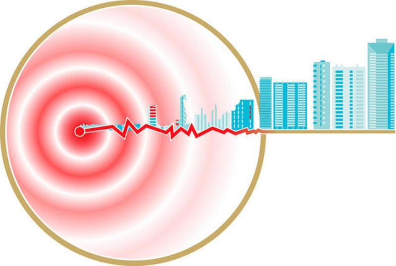 Digoyang Gempa 6,6 SR, Warga Bengkulu Berhamburan Keluar Rumah