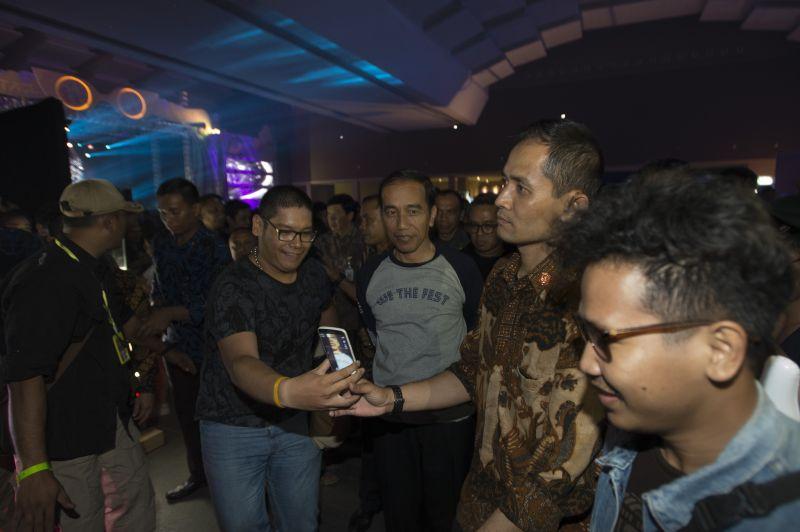 Ilustrasi Presiden Jokowi (dok. Antara)