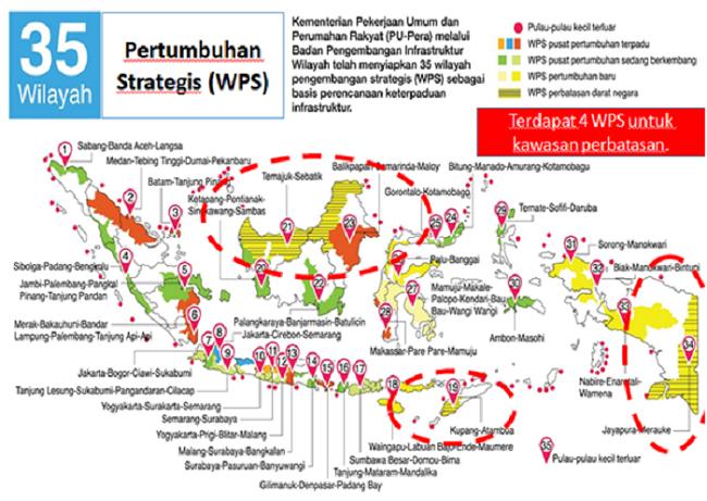Menjaga Keutuhan NKRI Melalui Pembangunan Infrastruktur di Perbatasan