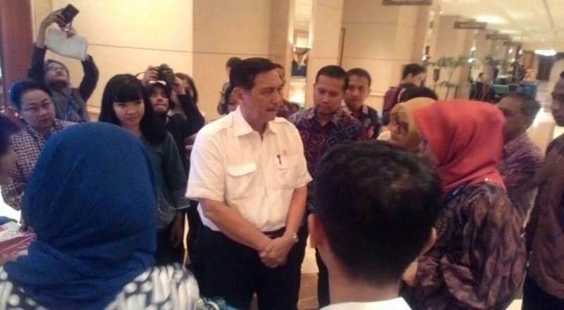 Ini Hasil Berkumpulnya Menko Maritim, Menteri ATR, dan KKP soal Garam!