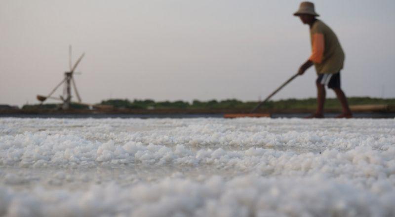 Gunakan Teknologi Baru, Panen Garam Dipangkas dari 2 Minggu Jadi 4 Hari!