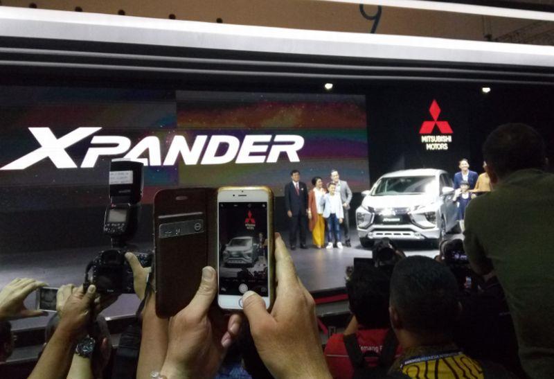 Ditarget Terjual 4.000 Unit per Bulan, Xpander Bisa Kuasai 20% Pasar Low MPV