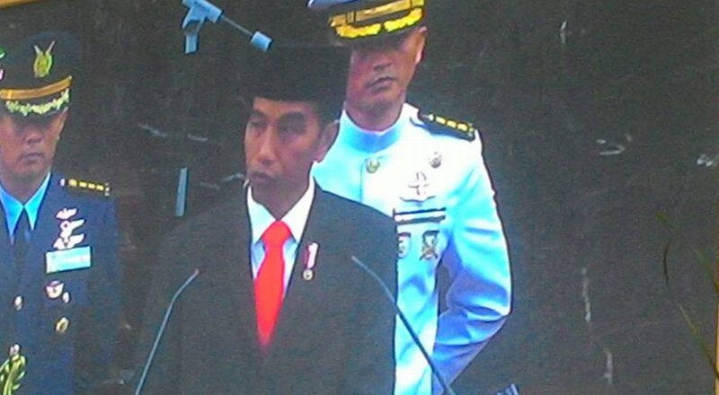 NOTA KEUANGAN: Jokowi Banggakan Pencapaian Laporan Harta Tax Amnesty, Tertinggi di Dunia!