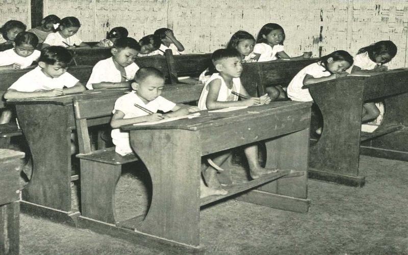 Hasil gambar untuk pendidikan masa kemerdekaan