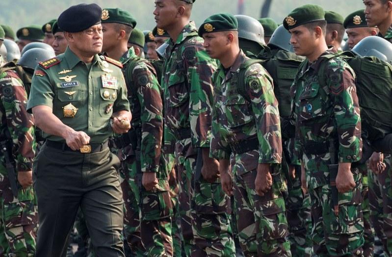 Mantap! Kawatir Ada Veteran Perang Terlantar, Jenderal Gatot Tegaskan Siap Bantu