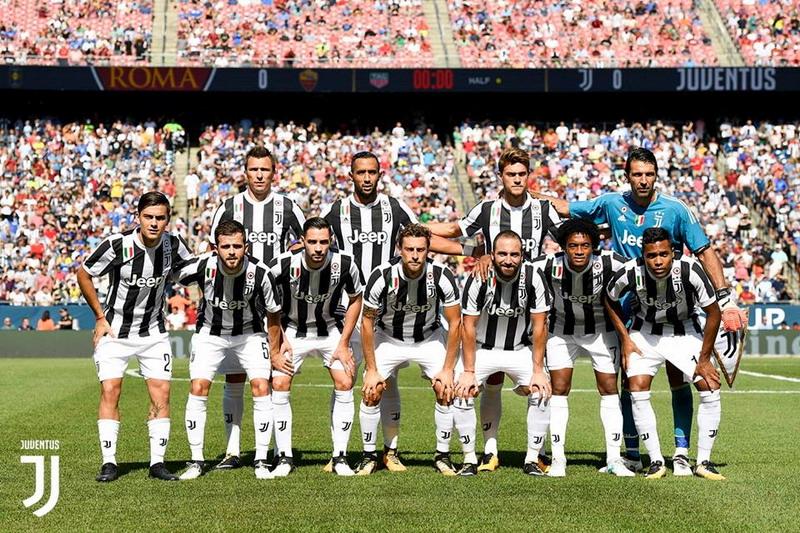 Jadwal Liga Italia 2017 2018 Pekan Ke 1 Juventus Tantang Cagliari Okezone Bola
