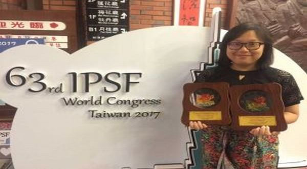 Mantap! Mahasiswa Indonesia Sabet Tiga Juara di Taipei