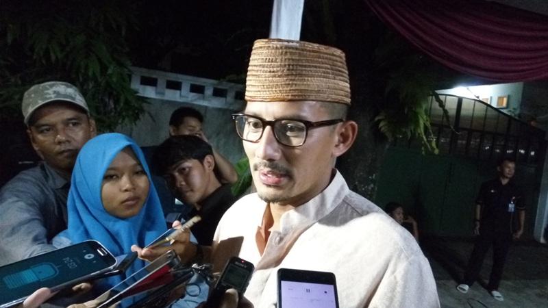 Ingin Bebaskan Jakarta dari Banjir, Sandiaga Berguru hingga ke Amerika