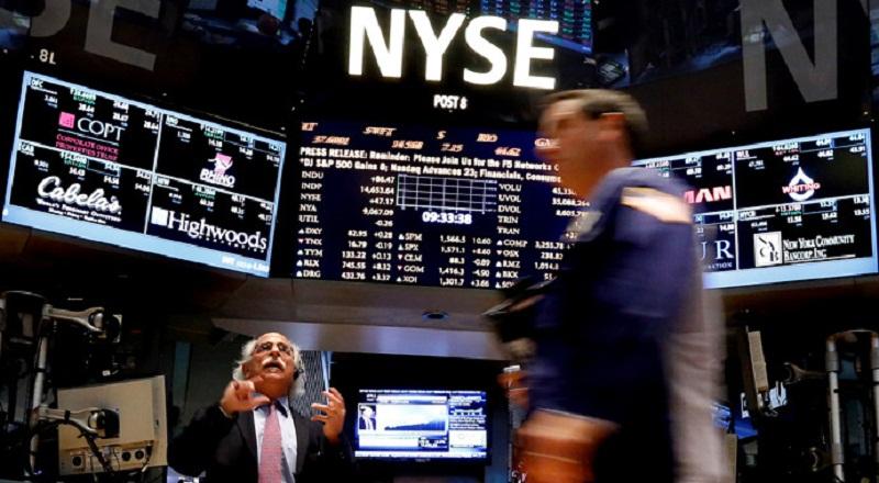 Nantikan Pidato Yellen, Wall Street Dibuka Menguat