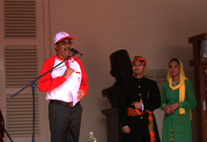 Gubernur DKI Jakarta Djarot Saiful Hidayat (Antara)