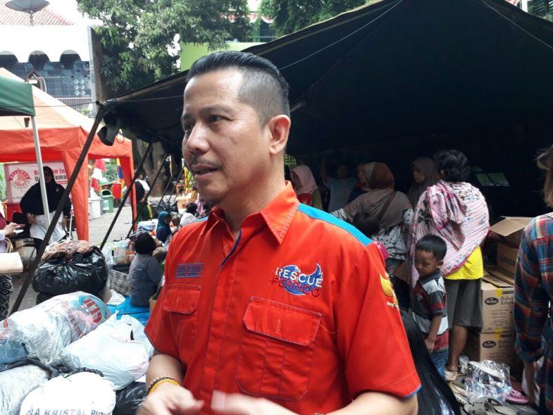 Antisipasi Jentik Nyamuk, Rescue Perindo Bakal Fogging Gratis Lokasi Kebakaran di Kebon Pala