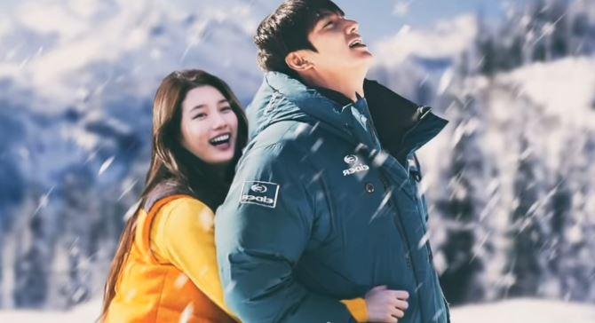 Merasa Nyaman Suzy Bae Pamer Cincin Tunangan Dari Lee Min Ho Okezone Celebrity