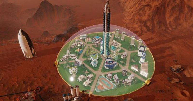 Seru! Surviving Mars Tantang Gamer Bermukim di Planet Merah