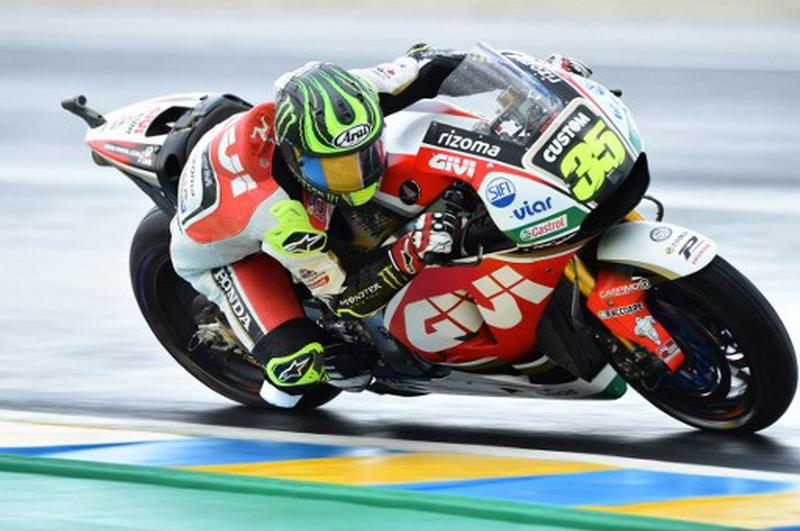 Sempet Pede Honda Bakal Moncer di MotoGP Inggris, Cal Crutchlow: Kami Justru Paling Lemah ...