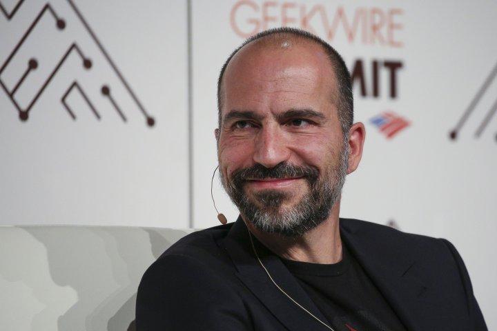 Sah! Dara Khosrowshahi Didapuk Jadi CEO Uber