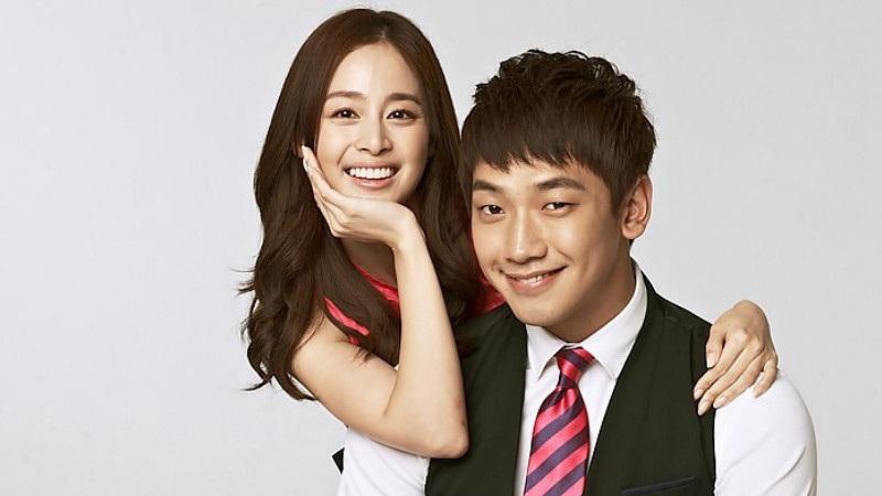 Sambil Urus Bisnis, Rain dan Kim Tae Hee Jalani Baby Moon