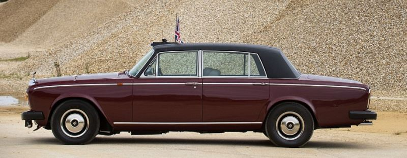 Rolls-Royce Silver Wraith bekas milik Putri Margaret cari pemilik baru (Bonhams)