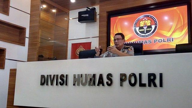 Kabag Penum Divisi Humas Polri Kombes Martinus Sitompul.
