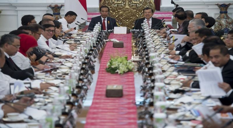 Rapat kabinet