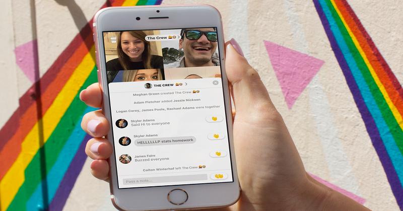 Mantap! Aplikasi Obrolan Video Ini Bakal Salip Facebook dan Snapchat